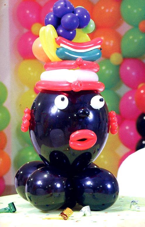 Id es de d coration de salle avec des ballons organiser f te et anniversaire - Decoration pour fete ...